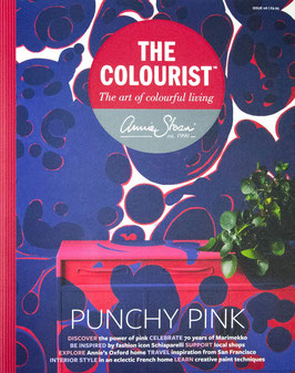 Annie Sloan THE COLOURIST Bookazine- Issue 6 #- The art of colourful living
