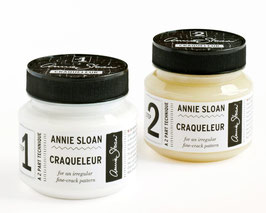 Annie Sloan Craquelier-Set  (Two Part Set)