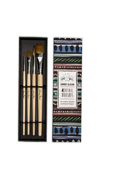 Annie Sloan Detail Brushes Set