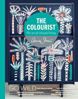 Annie Sloan THE COLOURIST Bookazine- Issue #3- Go Wild!
