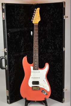Suhr Classic Antique SSH Fiesta Red/Rosewood