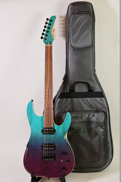 dragonfly d-fly STL648 L.ASH -Trans Blue To Purple-