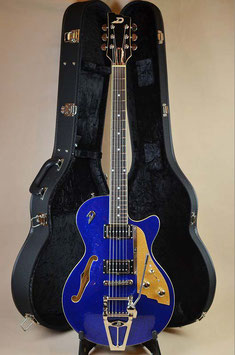 Duesenberg Starplayer TV Blue Sparkle 【DTV-BLS】