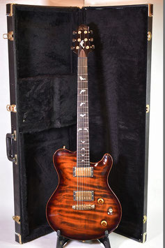 NIK HUBER RedWood (TIGER EYE BURST) #6469