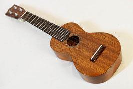 tkitki ukulele AMS-ABALONE Soprano【S/N0338】