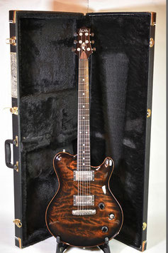 NIK HUBER RedWood (CHARCOAL BURST) #7551