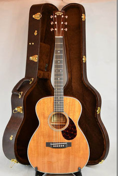 ASTURIAS E.C. PRE-WAR Custom All Mahogany