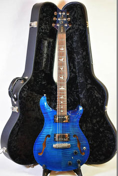 Paul Reed Smith McCarty Hollowbody II 1ST ROYAL BLUE
