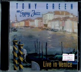 Live in venice /TONY GREEN