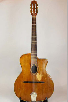 Di Mauro Gypsy Guitar 14F O-Val Model