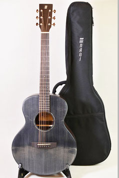 NAGI GUITARS kuro mini