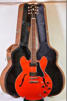 Gibson ES-335 DOT Plain Top Cherry