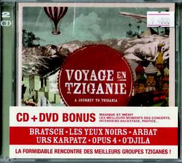 Voyage en Tzigane/CD+DVD