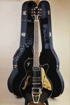 ★SOLD★Duesenberg Starplayer TV BLK 【DTV-BK】