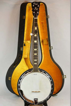 Vine 5Strings Resonator Banjo