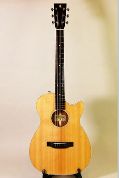 AT Guitars Semi Solid Acoustic Guitar #51