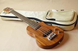 BigIsland EBU-ACA-N Ele.Mini Bass Acasia