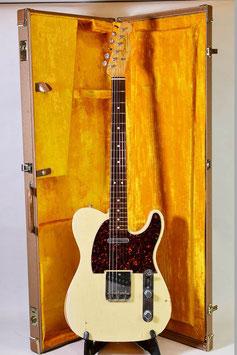 Fender Custom Shop Custom 1963 Relic Telecaster by Yuriy Shishkov
