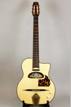 AT Guitars Gypsy Electric Style #78