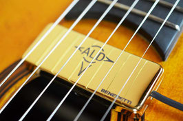 ALD Tone Mini Humbucker ~Oval Hole Model~