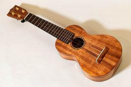 tkitki ukulele HKS-ABALONE Soprano【S/N0322】