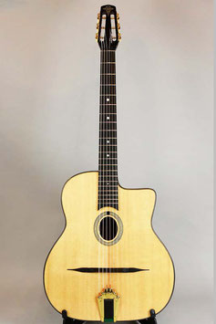 AT Guitars #69 O-Val Standard Model