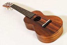 tkitki ECO-S Hawaiian Koa Soprano【S/N0205】