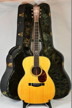 Santa Cruz 000 Brazilian Rosewood Model '1986