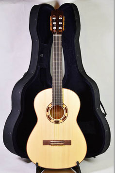 Orpheus Valley Guitars Rosa Blanca