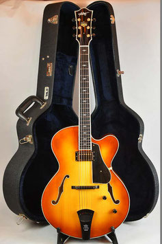 Matt Artinger Custom ArchTop Guitar