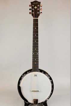 Outlet/Blanton BB-15G ~6Strings Guitar Banjo~