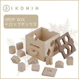 IKONIH アイコニー ひのきのおもちゃ ドロップボックス #25