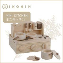 IKONIH アイコニー ひのきのおもちゃ ミニキッチン #2