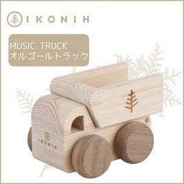 IKONIH アイコニー ひのきのおもちゃ オルゴールトラック #9