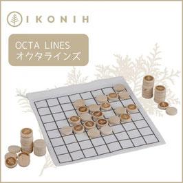 IKONIH アイコニー ひのきのおもちゃ オクタラインズ #23