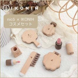 IKONIH アイコニー ひのきのおもちゃ コスメセット #6