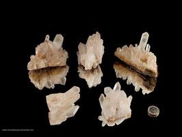 Bergkristall Stufen Madagaskar - 1 kg Art.Nr.: 10580