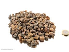Staurolith (Kreuzstein) mini Kristalle - 0,5 kg