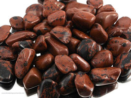 Mahagoniobsidian Trommelsteine 0,5 kg Art.Nr.: 10404