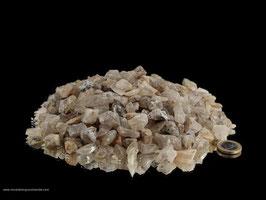 Rutilquarz kleine Rohsteine - 1 kg Art.Nr.: 11045