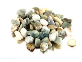 Jade (Burma) Trommelsteine 0,5 kg