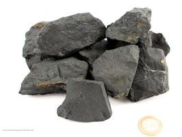 Schungit Rohsteine - 1 kg Art.Nr.: 11111