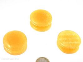 Orangencalcit Taschenstein - 1 Stück Art.Nr.: 11072