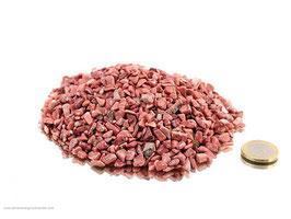 Thulit micro Trommelsteine - 0,5 kg