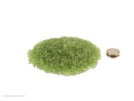 Peridot mini/micro Trommelsteine (Olivin) 0,25 kg Art.Nr.: 10283