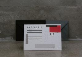 GUTSCHEIN //75er