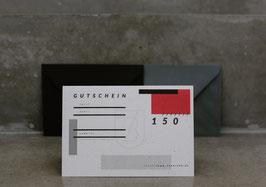 GUTSCHEIN //150er