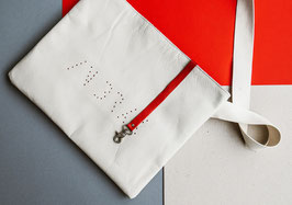MUSETTE HOCH2 //CREME-ROT
