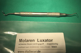 Molaren Luxator (doppelseitig) schweres Model mit Ergogriff