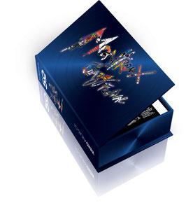Postkartenbox 50 Jahre Montreux Jazz Festival